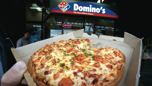 Meanwhile, competitor Domino's continues to focus on low-cost fast-delivery pizzas.
