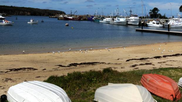 Ulladulla, New South Wales, where Alan Langdon and his daughter Que Langdon were found on Wednesday