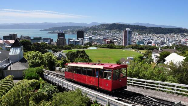 Wellington S Cable Car To Close For Two Months To Allow 3 Million