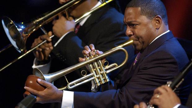 Wynton Marsalis is a legend.