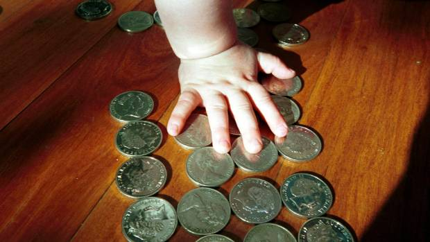 A woman raising a child alone would have got more money from weekly ACC compensation than she did on a solo parent's ...