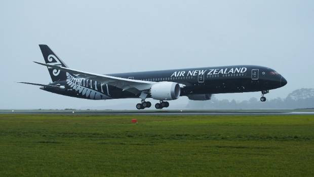 Air NZ's 787-9 takes off on first Perth flight | Stuff co nz