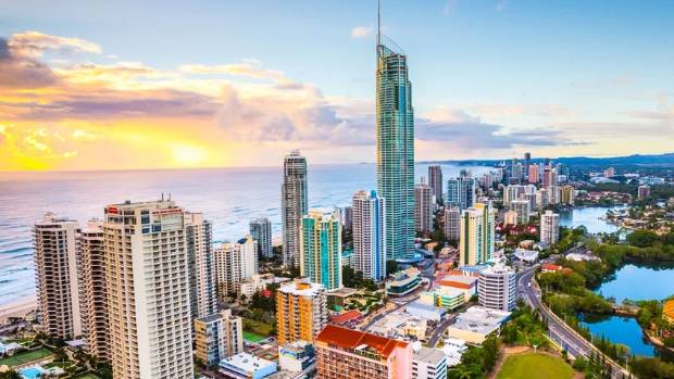 SEXY MAKEOVER: Joe Capra's timelapse video gives the Gold Coast a whole new look.