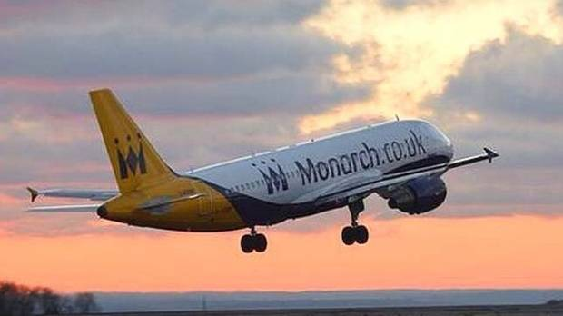 LOW COST CARRIERS: Monarch Airlines will be competing with some of Europe's biggest low-cost carriers including Ryanair ...