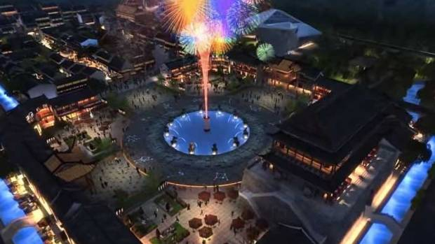 "HELLO PANDA: A $500 million ""Chinese Disneyland"" is planned for the New South Wales Central Coast — and it's called ..."