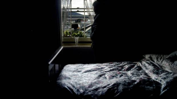 The complainant woke to find the man asleep in her bed. (File photo)