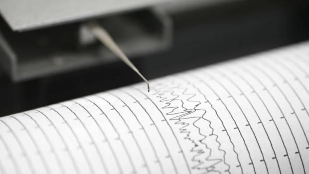4.1 magnitude quake in Wellington.