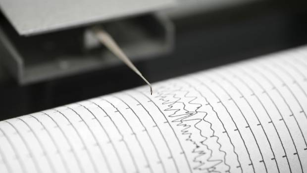 Kaikoura was rattled by a 4.5 earthquake on Tuesday morning.