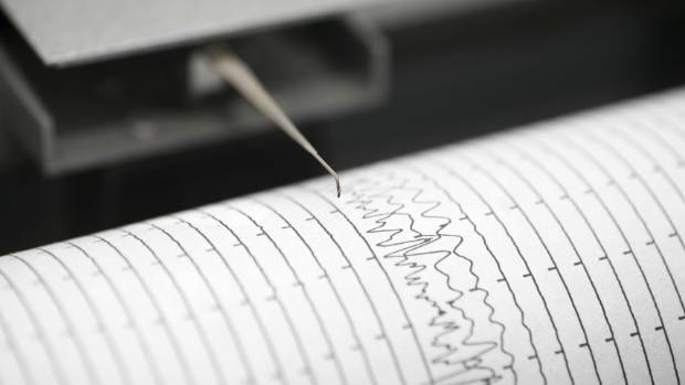 New Zealand has been rattled by a quake.