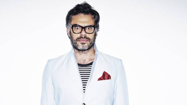 jemaine clement - shiny