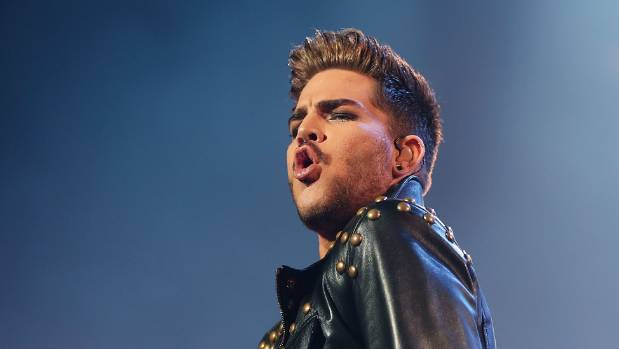 Singer and Aussie X Factor judge Adam Lambert doesn't believe Iggy Azalea knows anything about singing.