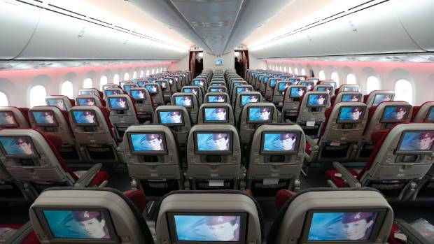 IS IT EVER OK TO RECLINE?At 30,000 feet, with 17.5 inches of seat width and no room to bend down and tie a shoelace, ...
