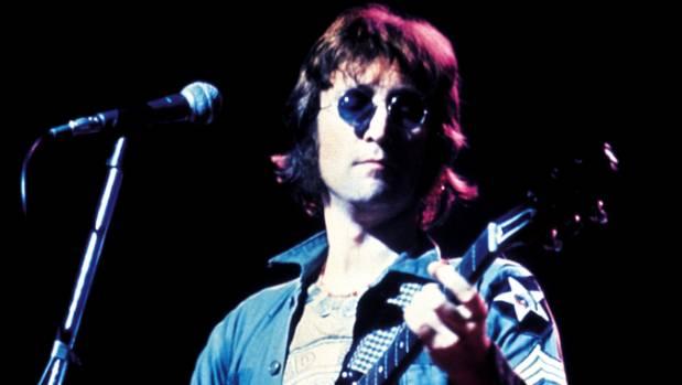 John Lennon was shot dead in New York in 1980.