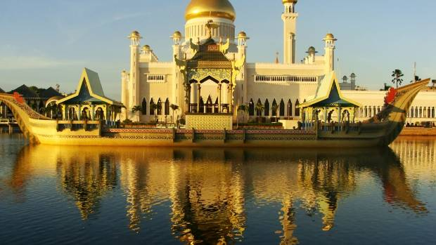 All that glittered was not always gold in Brunei for the writer, but it did lead her down the literary path.