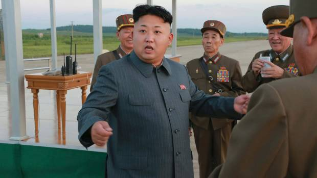 KIM JONG-UN: An official who managed money for the North Korean leader has defected.