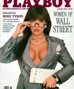 Jailed: former Playboy model Brandi Brandt.