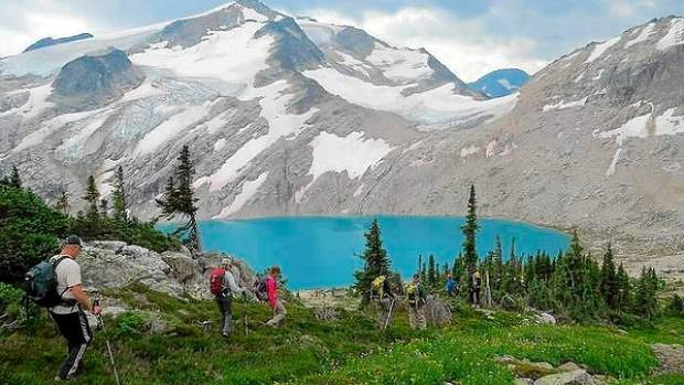 PREPARE TO BE STUNNED: Hiking Bugaboo Provincial Park.