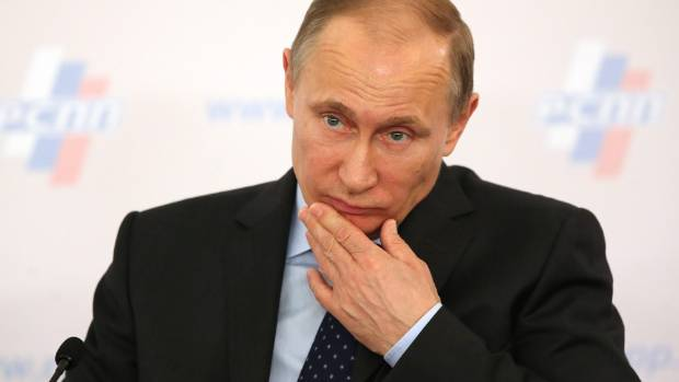 Russia considering trade retaliation after fresh Australian sanctions over its latest incursions into eastern Ukraine.