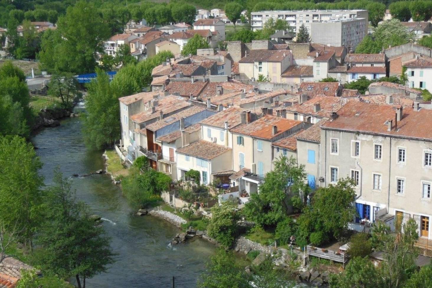 Street Map Of Quillan France.France En Famille Stuff Co Nz