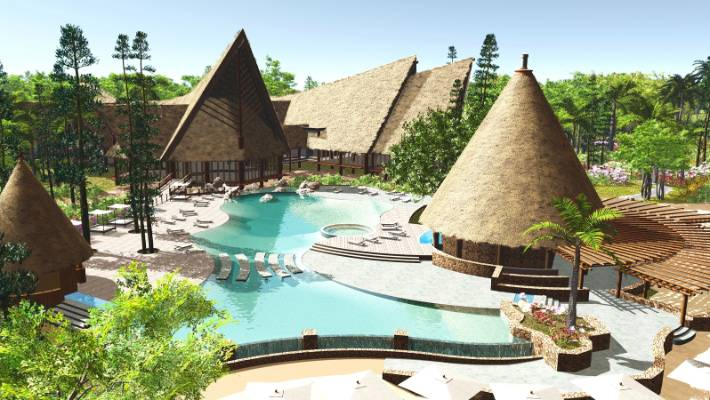 New Caledonia S New Five Star Resort Stuff Co Nz