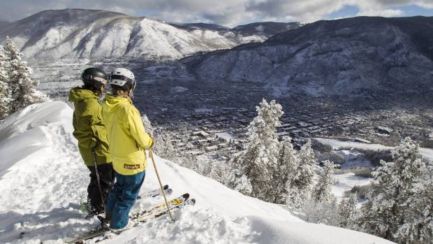 "Aspen is beautiful, but has also been called an ""empty town"" of ""unoccupied billionaire holiday homes""."
