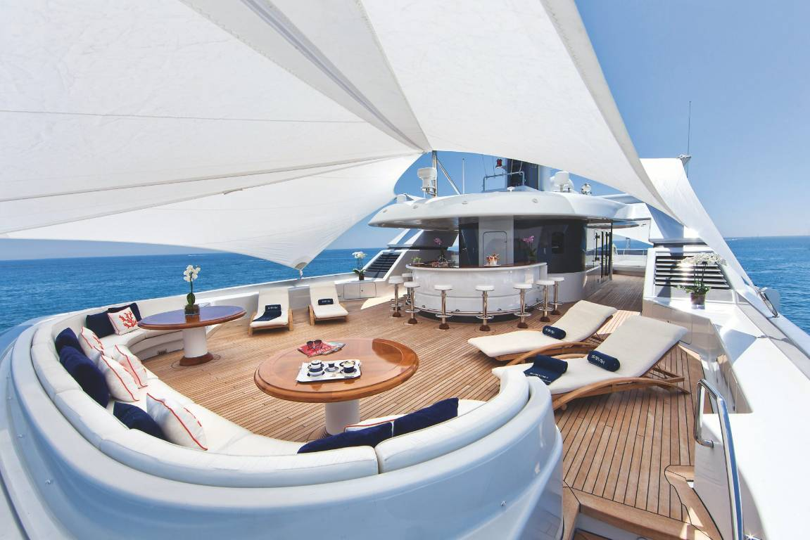 Sail away on a luxury yacht   Stuff co nz
