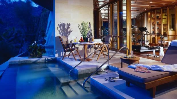 Four Seasons Resort Bali at Sayan.