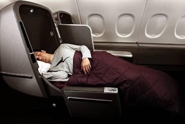 A380 review: World's longest flight | Stuff co nz