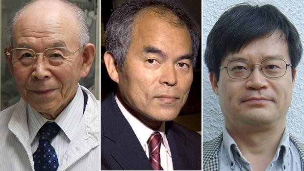 Nobel Prize for physics goes to inventors of low-energy ...