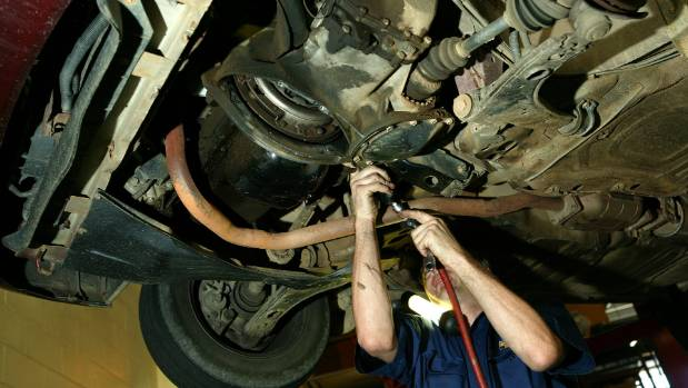 David Bangs said the dismissal caused him to lose his passion for being a mechanic, which was something he had wanted to ...