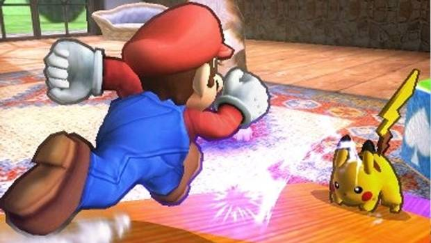 Super Smash Bros for Nintendo 3DS.