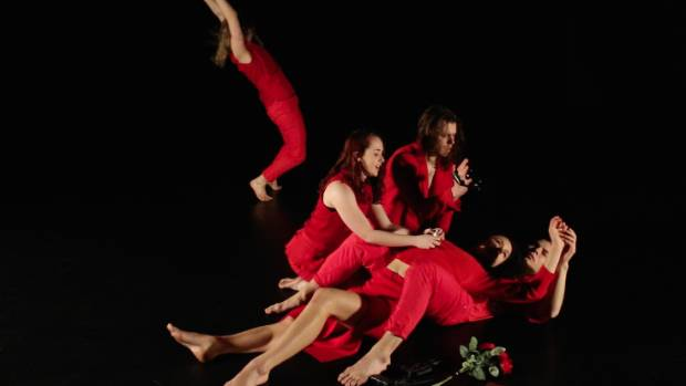 Philosophically ambitious: Footnote Dance's The Status of Being looks at human freedom and choice, or lack of it, ...