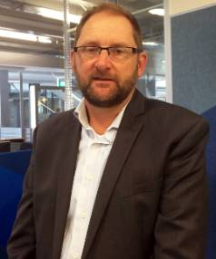 Telecommunications Users Association of New Zealand chief executive Craig Young.
