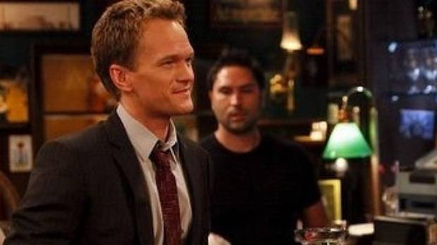 TV show How I Met Your Mother has been cancelled for two years, but its Facebook page continues to post questionable content.