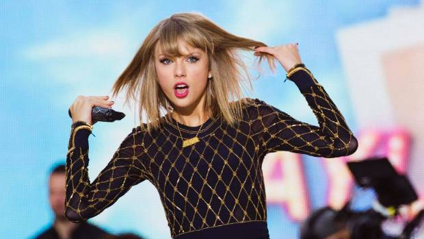 DITCHING SPOTIFY: Taylor Swift has pulled all her music from online streaming service Spotift.