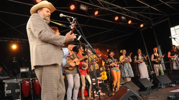 Wellington International Ukulele Orchestra recently played the Huia Festival in Wairarapa, and are about to release ...