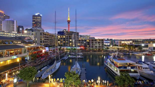 Auckland has been marketed to buyers overseas as an investor's dream.