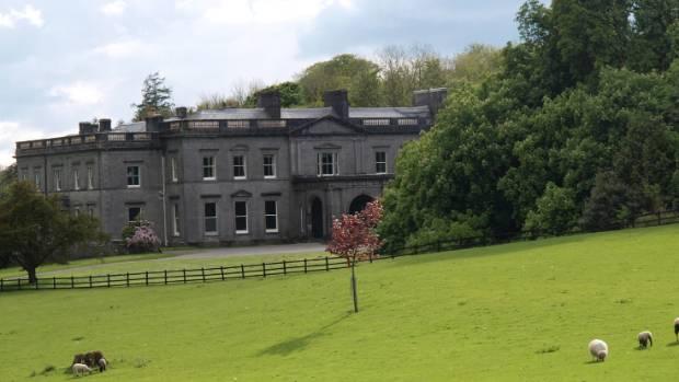 Temple House in County Sligo.