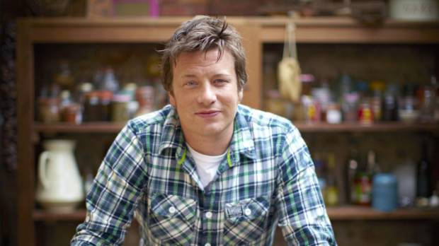Celebrity chef Jamie Oliver started as an apprentice in his father's UK restaurant.