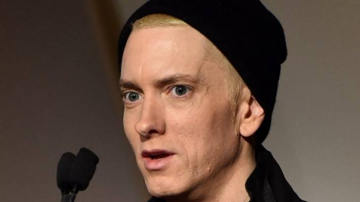 Why Eminem's face is making headlines | Stuff co nz
