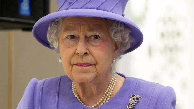 KILLING PLOT: British police have foiled a plot to kill 88-year-old Queen Elizabeth, arresting four suspects after raids ...