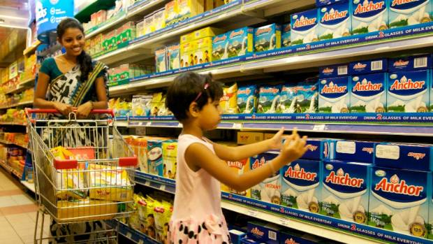 Fonterra wants to introduce free milk to Sri Lankan schools.
