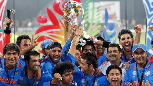 IN THE MONEY: The winning team at next year's Cricket World Cup stands to pocket more than $5 million.