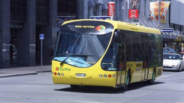 Remember this? Some councillors want the city council to reinstate a central city shuttle service if ECan finds it ...