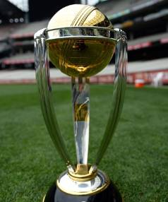 Cricket World Cup 2015 Trophy