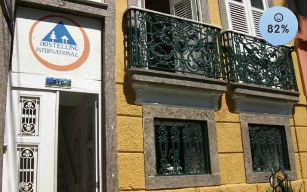 Rio's Cidade Maravilhosa Hostel, where Phillip Smith was arrested. A receptionist said Smith appeared to be a normal tourist.