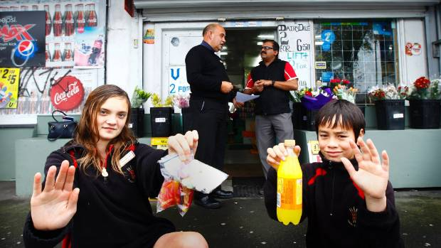 CUT SUGAR: Rhode St School's still working with dairies to stop kids turning up to school with lollies and sugary ...