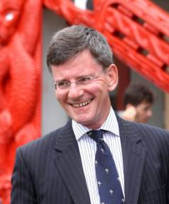 "NO CHANGE: ""There is no question that the Crown has sovereignty in New Zealand,"" said Chris Finlayson, Minister of ..."