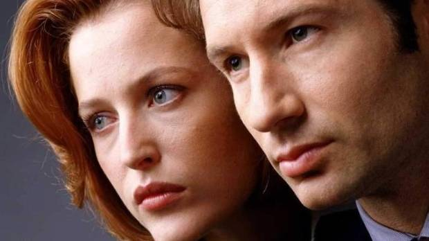 Scully and Mulder are back for another season.
