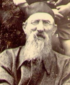 SHIPWRECK SURVIVOR: A man known as 'China', one of the survivors of the SS Ventnor, which wrecked off the coast of ...